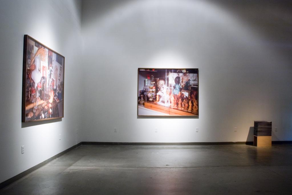 Truc Trang Walls Installation View