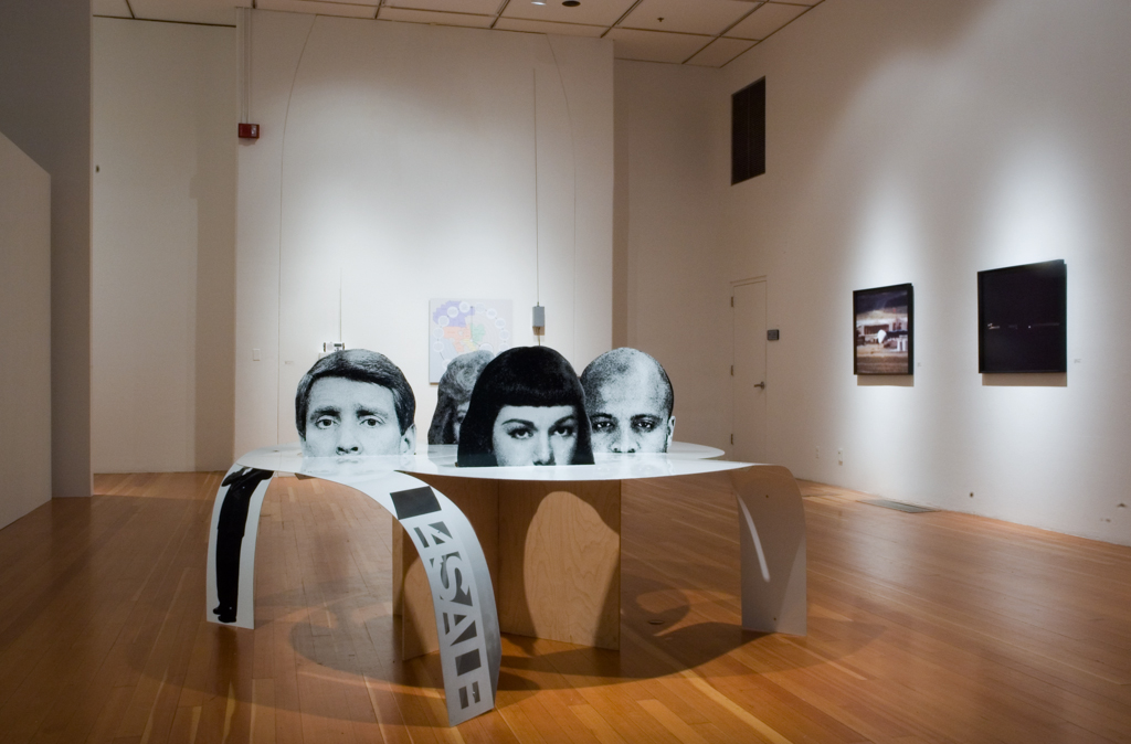 The Look of Law Installation View