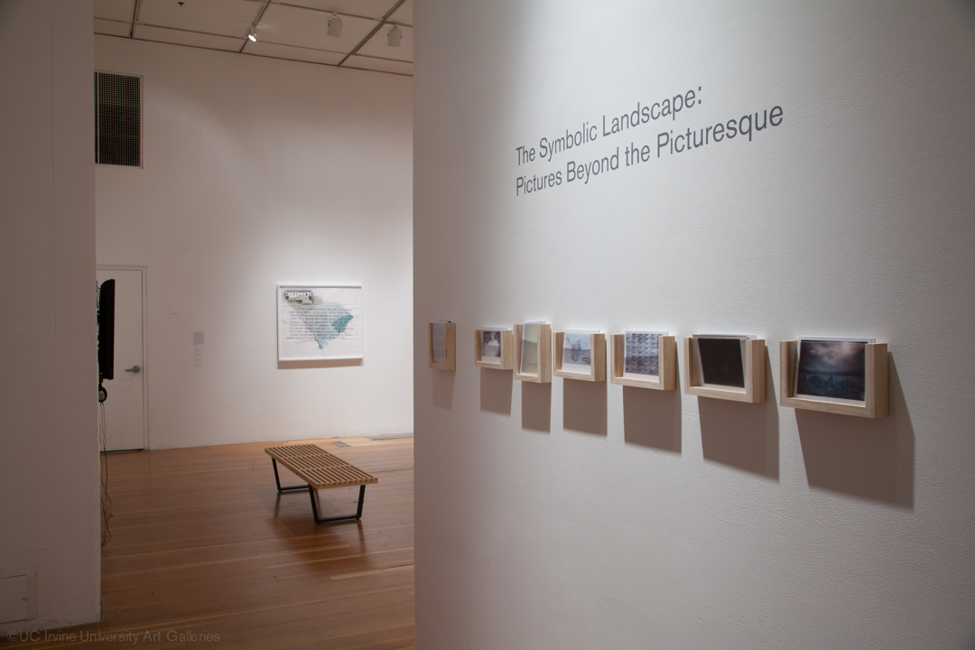 Symbolic Landscape: Pictures Beyond the Picturesque, installation view UAG