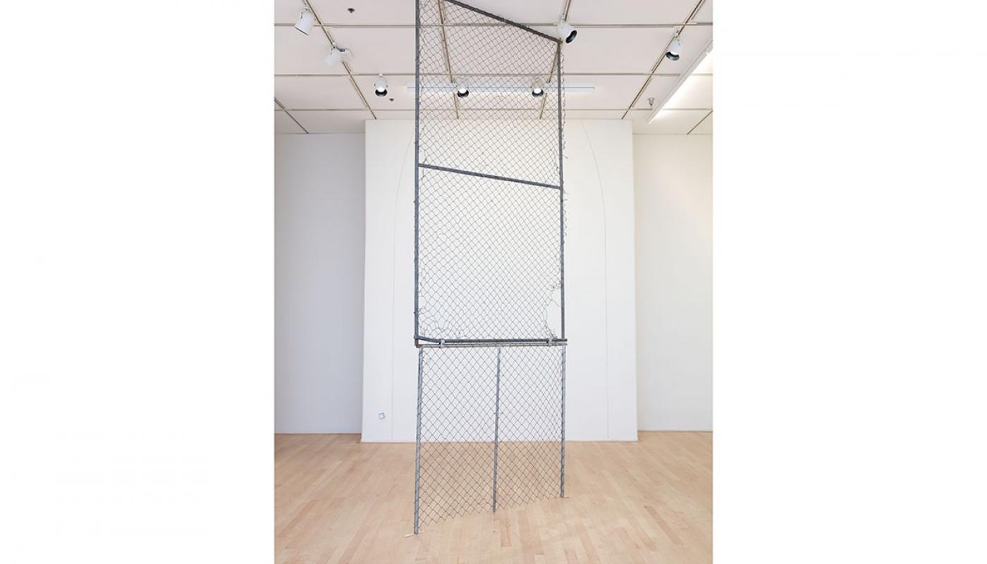 Tarik Garrett © 2021 University Art Gallery, UC Irvine. Photo by Paul Salveson.