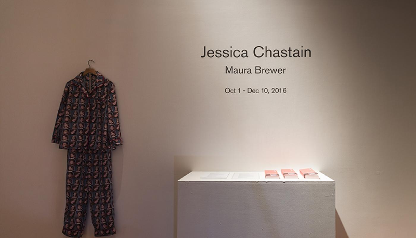 Jessica Chastain_Maura Brewer © 2016 UCI UAG_Photo: Jeff McLane