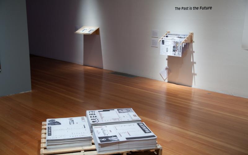 Being Political Popular Installation View