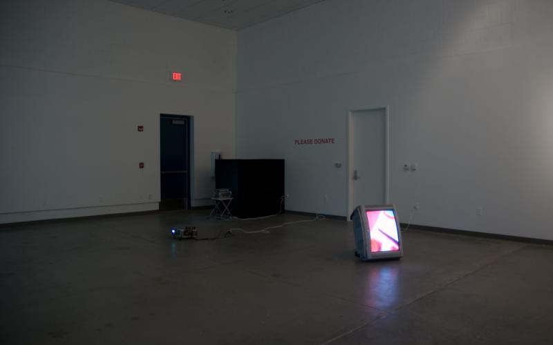 Reduced to Insults Installation View