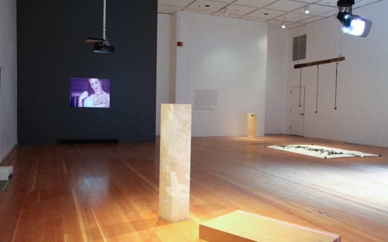 Cult of the Ruin Installation View