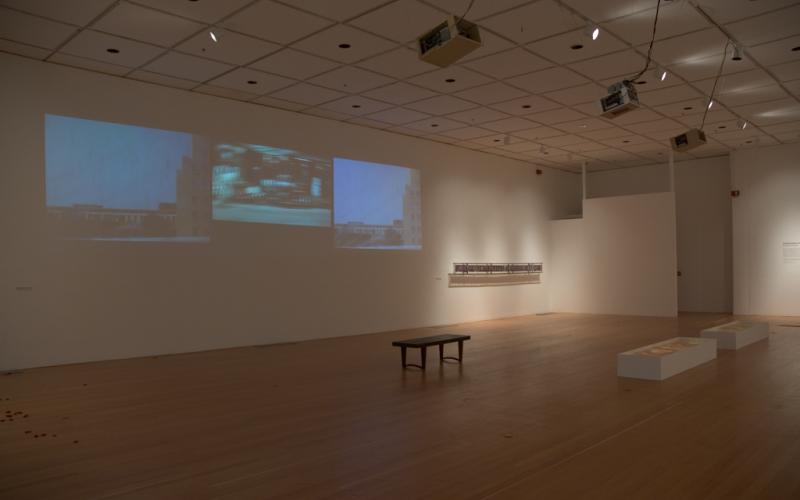 Disappeared in America Installation View