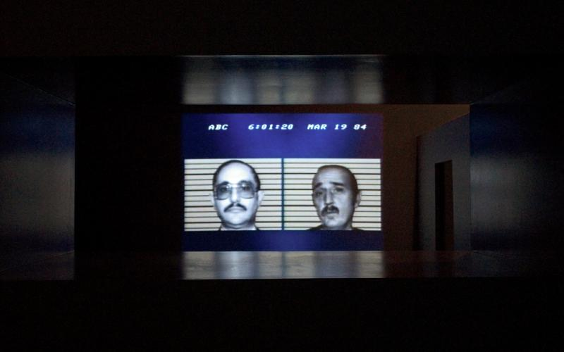 A Just Noticeable Difference Installation View
