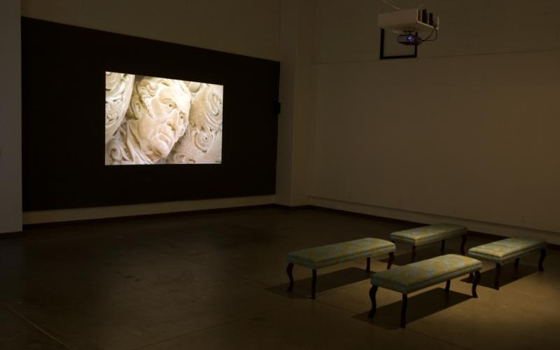 Live Like Him! Installation View