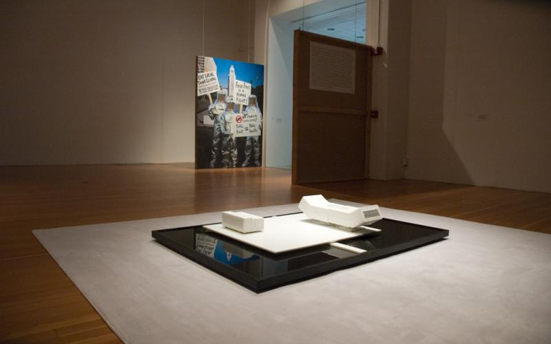 Paradox and Practice Installation View