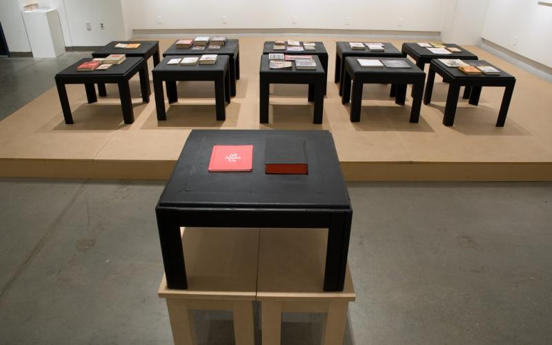 The Future of an Illusion Installation View