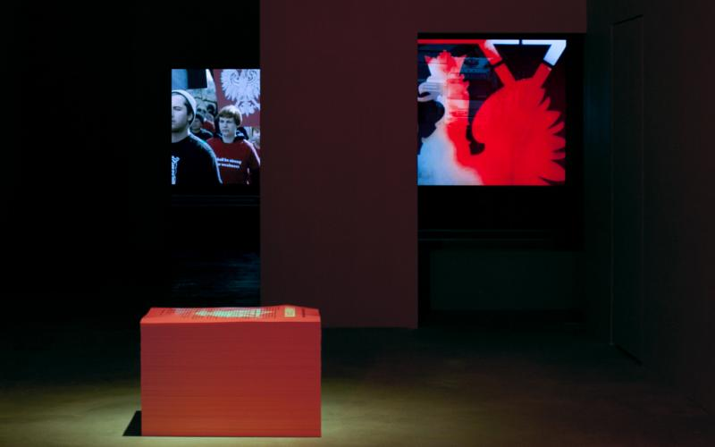 ...and Europe will be stunned Installation View
