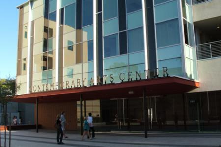 Image, Contemporary Arts Center Entrance
