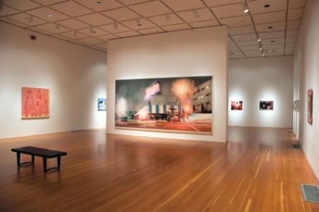 Image, Steven Criqui (1964-2007): A Retrospective / Memorial, Installation Detail