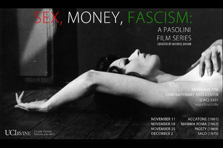 Pasolini Film series image