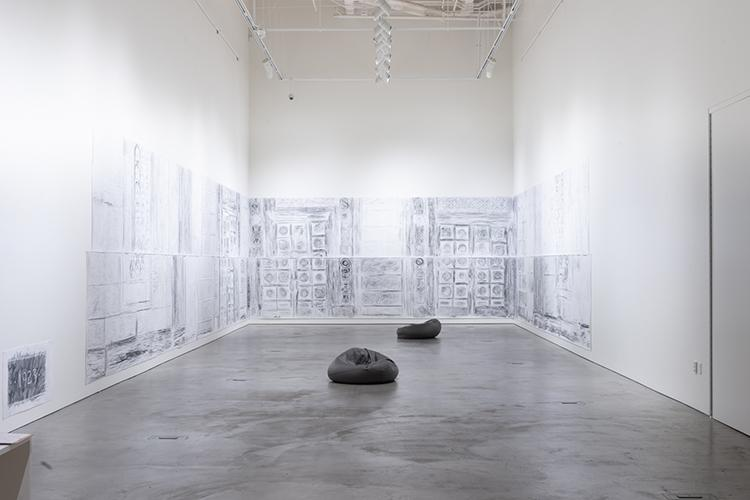 """Terms of Use"" installation view, CAC Gallery. University Art Gallery, UC Irvine © 2019. Photo: Yubo Dong."