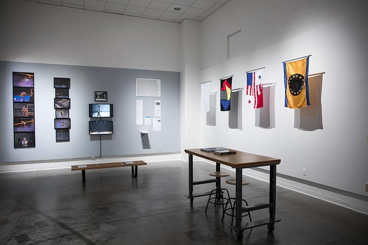 Decoration Adjustment For Inclusivity installation view