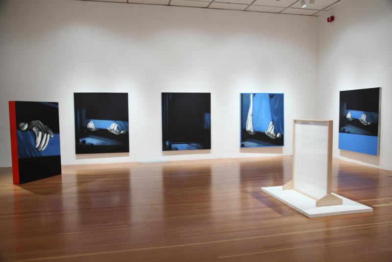 Chiasmus Installation View
