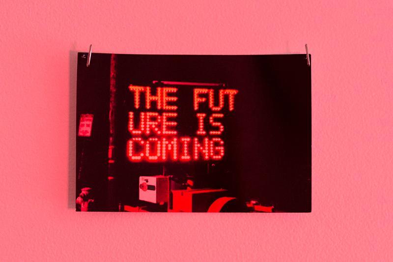 "Gabby Miller, ""Cixis"" installation view, CAC Gallery, UC Irvine © 2020. Photo: Sam Richardson"