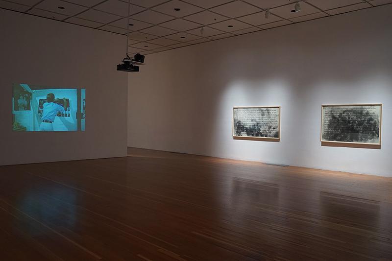 Paradox in Language installation view_University Art Galleries, UC Irvine © 2015.jpg