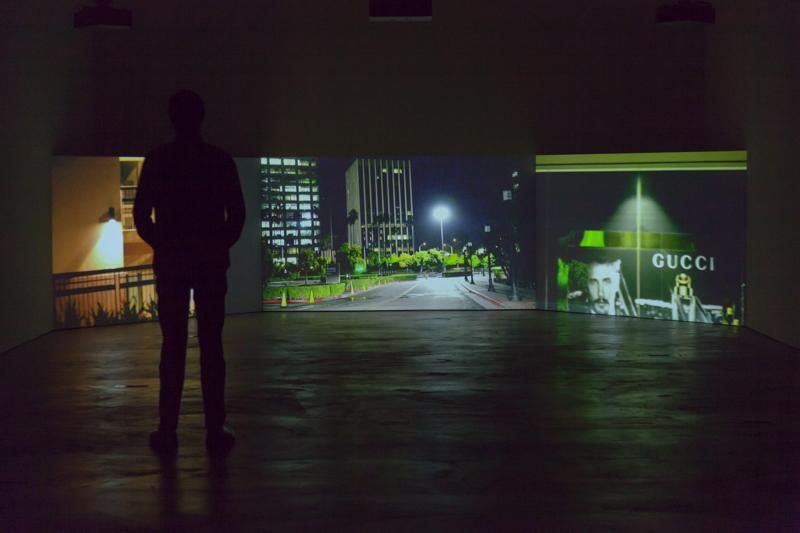 Yoshua Okon, Salo Island, 2014, installation view ©UCI UAG